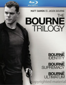 Bourne Trilogy, The (Repackaged) Blu-ray