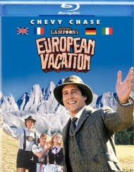 National Lampoons European Vacation Blu-ray