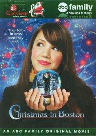 Christmas In Boston Movie