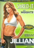Jillian Michaels: Shred-It With Weights Movie