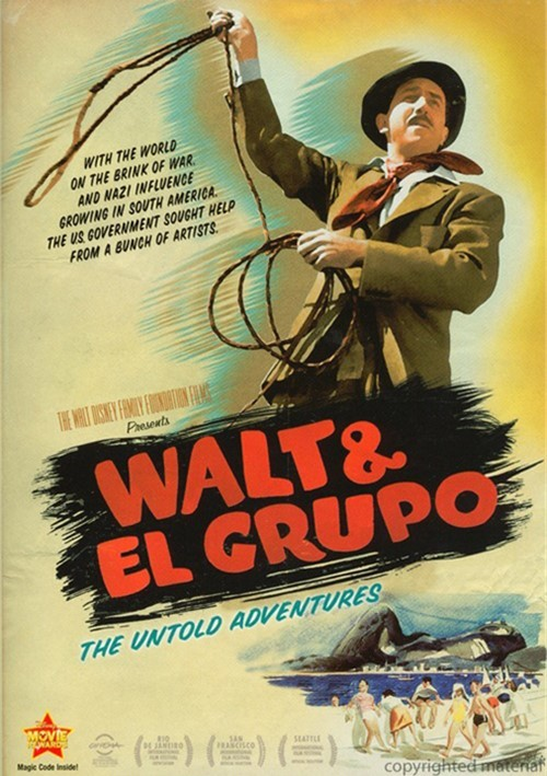 Walt & El Grupo Movie