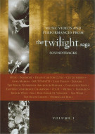 Music Videos And Performances From The Twilight Saga Soundtracks: Volume I Movie