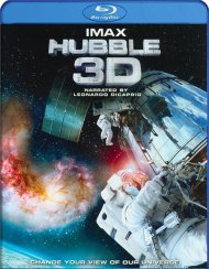 IMAX: Hubble (Blu-ray 3D + Blu-ray + Digital Copy) Blu-ray
