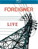 Foreigner: Live Blu-ray