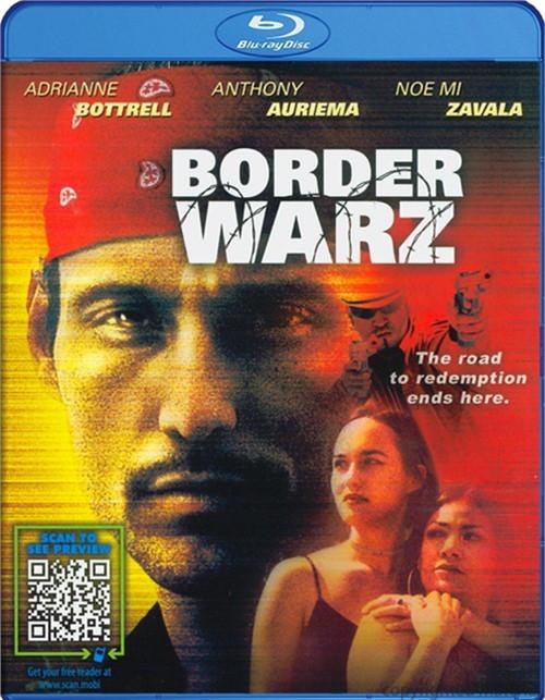 Border Warz Blu-ray