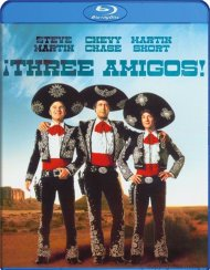 Three Amigos Blu-ray