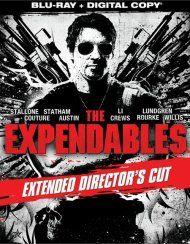 Expendables, The: Extended Version (Blu-ray + Digital Copy) Blu-ray