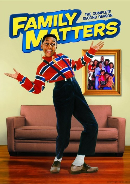 Family Matters: The Complete Second Season Movie