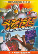 Transformers Beast Wars: Seasons Two & Three Movie