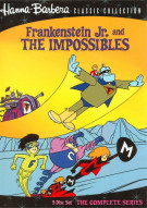 Frankenstein Jr. And The Impossibles: The Complete Series Movie