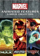 Marvel Animated Features: 3-Movie Collection Movie