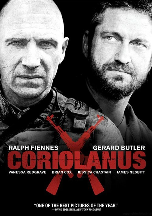 Coriolanus Movie