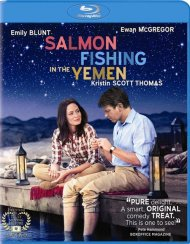 Salmon Fishing In The Yemen (Blu-ray + UltraViolet) Blu-ray