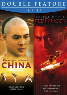 Once Upon A Time In China / Legend Of The Red Dragon (Jet Li Double Feature) Movie