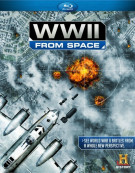 WWII From Space Blu-ray