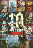 10 Film Classic Horror Collection Movie