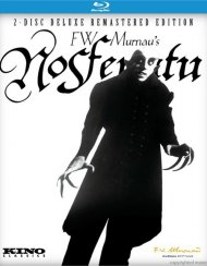 Nosferatu: 2-Disc Deluxe Remastered Edition Blu-ray