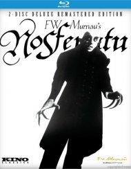 Nosferatu: 2-Disc Deluxe Remastered Edition Blu-ray