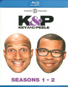 Key & Peele: Season One & Two Blu-ray