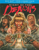 Night Of The Demons (Blu-ray + DVD Combo) Blu-ray