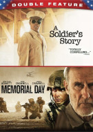 Soliders Story, A / Memorial Day (Double Feature) Movie