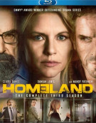 Homeland: The Complete Season Three Blu-ray