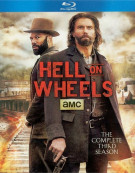 Hell On Wheels: The Complete Third Season Blu-ray