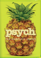 Psych: The Complete Series Movie
