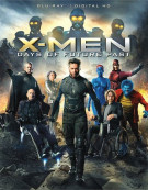 X-Men: Days Of Future Past (Blu-ray + UltraViolet) Blu-ray