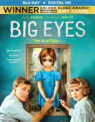 Big Eyes (Blu-ray + UltraViolet) Blu-ray