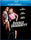 Double Indemnity (Blu-ray + UltraViolet) Blu-ray