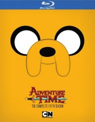Adventure Time: The Complete Fifth Season (Blu-ray + UltraViolet) Blu-ray