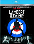 Lambert And Stamp (Blu-ray + Ultra Violet)  Blu-ray