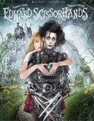 Edward Scissorhands: 25th Anniversary Edition (Blu-ray + UltraViolet) Blu-ray