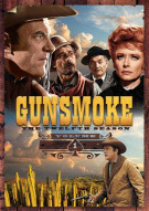 Gunsmoke: The Twelfth Season - Volume One Movie