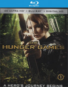 Hunger Games, The (4K Ultra HD + Blu-ray + UltraViolet) Blu-ray