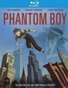 Phantom Boy (Blu-ray + DVD + UltraViolet) Blu-ray