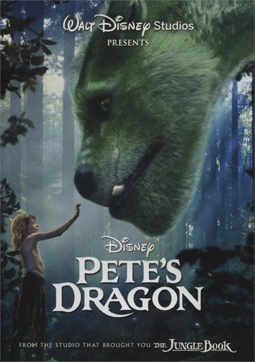 Petes Dragon Movie