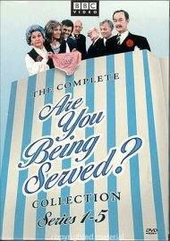 Are You Being Served?: The Complete Collection - Series 1-5 Movie