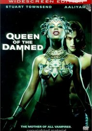 Queen Of The Damned (Widescreen) Movie
