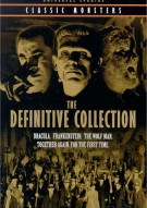 Classic Monsters: The Definitive Collection Movie