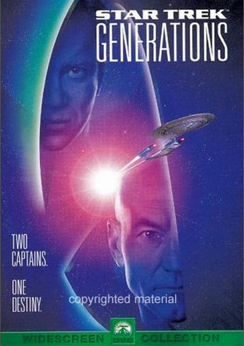 Star Trek: Generations Movie