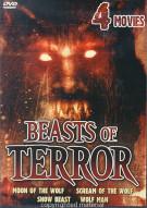 Beasts Of Terror: 4-Movie Set Movie