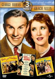 George Burns Triple Feature Movie