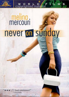 Never On Sunday Movie