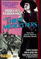 Three Musketeers (Silent) Movie
