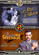Star Is Born, A / Penny Serenade (Double Feature) Movie