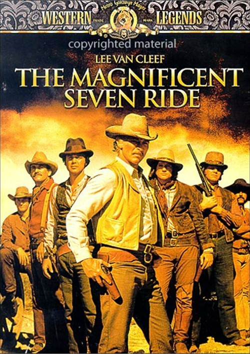 Magnificent Seven Ride, The Movie