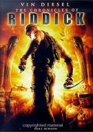 Chronicles Of Riddick, The (Fullscreen) Movie