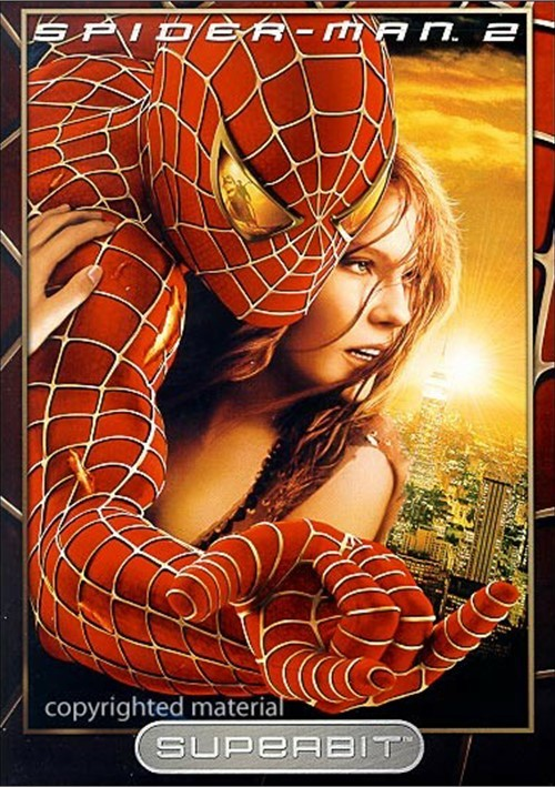 Spider-Man 2 (Superbit) Movie